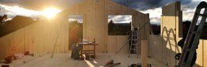 Wir bauen ein Haus